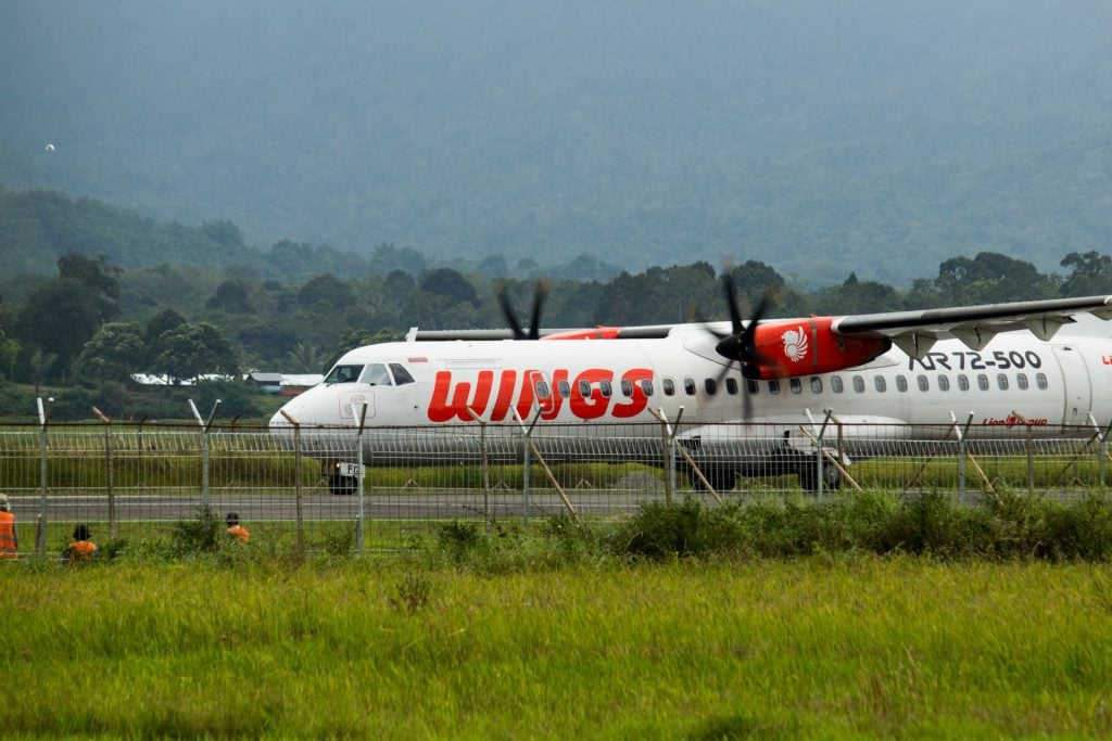 Flights to Kerinci Seblat National Park